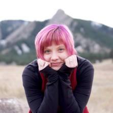 Pink Profile Pic