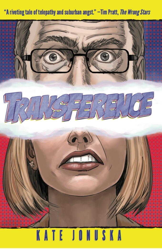 Transference Cover